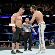 Fandango ticket on Cena
