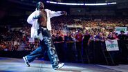 R-Truth in SmackDown 2008