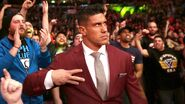 EC3 making his appearance at NXT TakeOver Philadelphia