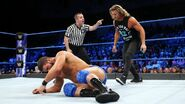 Ziggler interrupting Roode