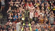 Seth Rollins at Summerslam 2016
