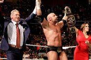 Triple-H-celebrate winning WWE Champions