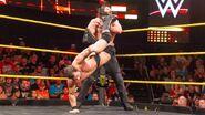 Aries with a kicks at Samson