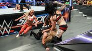 Riott Logan Morgan pounce on Natalya