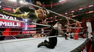 Rey Mysterio puts Roman Reigns in the 619