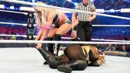 Bliss attacks Jax's knee