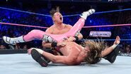 The-Miz powerbomb Dolph-Ziggler