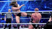 Daniel Bryan miraculously kicks out