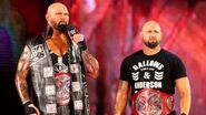 Gallows-Anderson as WWE Tag Team Champion