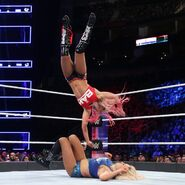 Bliss with the Twisted Bliss onto Charlotte