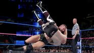 Orton powerslam Zayn