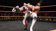 Almas beaten Gargango once again