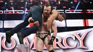 Sheamus carried Dean