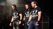 Shield returns
