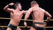 Strong punches Roode