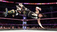 Mustafa kicks Enzo-Amore