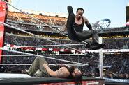 Undertaker facing Bray Wyatt at WrestleMania