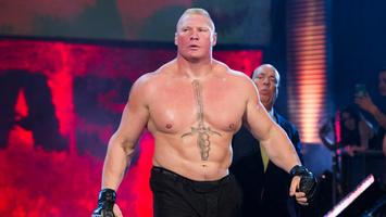 Brock Lesnar bio