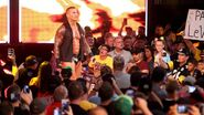 Randy Orton return at Extreme Rules