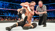 Ziggler putting Bobby-Roode out