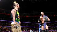 Neville interrupted by Amore