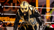 Goldust entrance