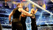 The-Shield winning their victory