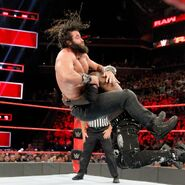 R-Truth spinebuster Elias