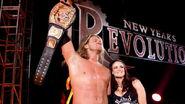 Edge won the WWE Champion