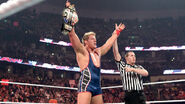 Jack-Swagger winning the United States Champion