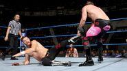 Mike pulling Sami-Zayn leg