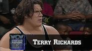 Rhyno in WCW