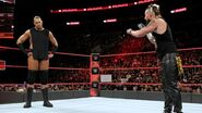 Enzo confronting Cass