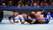 Styles putting Owens in submission