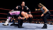 Undertaker benting Bret-Hart
