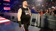 Kevin Owens as the United States Champion