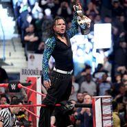 Jeff Hardy winning the United States Champion