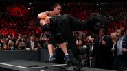 John-Cena get speared by Reigns