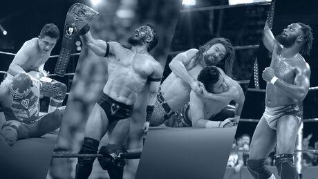 WWE Cruiserweight Champions