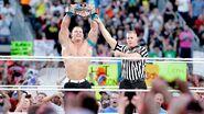 John-Cena winning the United-States Champion
