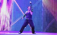 CM Punk as JeffHardy