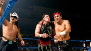 Psicosis Juventud and Super Crazy winning