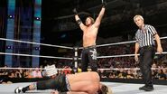 AJ Styles Beaten Enzo Amore