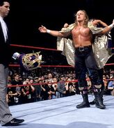 Triple-H won the King of the Ring 1997