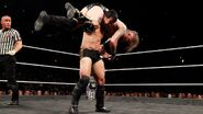 Itami trying to put Black out