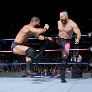 Kanellis kicks Roode