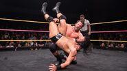 Strong breakin McIntyre back