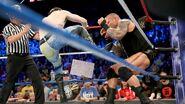 Aiden-English stomping Orton