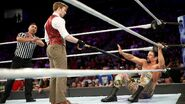 Gallahger interrupt Brian-Kendrick match