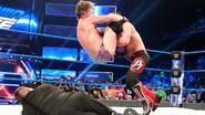 Owens Jericho hit Styles